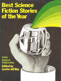 Best Science Fiction Stories of the Year - Fifth Annual Collection