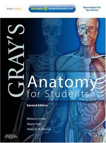Gray's Anatomy for Students: With STUDENT CONSULT Online Access (Grays Anatomy for Students)