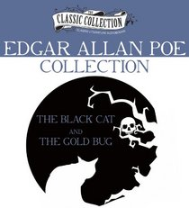 Edgar Allan Poe Collection: The Black Cat, The Gold Bug