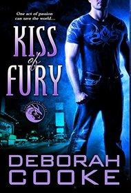 Kiss of Fury: A Dragonfire Novel (The Dragonfire Novels)