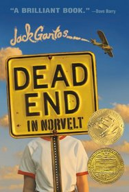 Dead End in Norvelt (Norvelt, Bk 1)