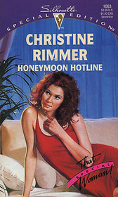 Honeymoon Hotline (Jones Gang, Bk 8) (That Special Woman!) (Silhouette Special Edition, No 1063)