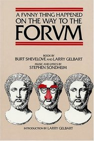 A Funny Thing Happened On The Way To The Forum Cloth (Applause Musical Library)