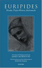 Hecuba, Trojan Women, Andromache