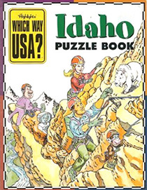 Highlights Which Way USA? Idaho Puzzle Book