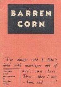 Barren Corn