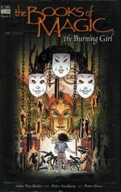 The Books of Magic: The Burning Girl