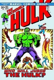 Essential Incredible Hulk, Vol. 4 (Marvel Essentials)