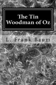 The Tin Woodman of Oz (Volume 12)