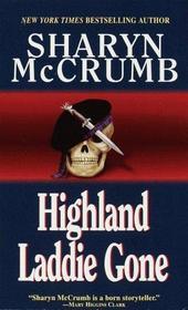 Highland Laddie Gone (Elizabeth MacPherson, Bk 3) (Large Print)