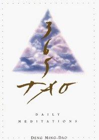 365 Tao : Daily Meditations