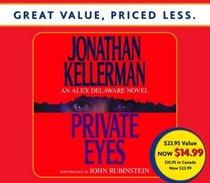 Private Eyes (Audio CD) (Abridged)