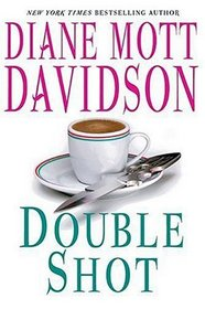 Double Shot (Goldy Schulz, Bk 12) (Large Print)