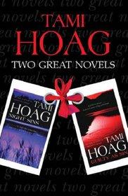 Two Great Novels: Night Sins / Guilty as Sin (Deer Lake, Bks 1 & 2)
