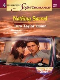 Nothing Sacred (Super Romance S.)