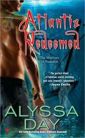 Atlantis Redeemed (Warriors of Poseidon, Bk 5)