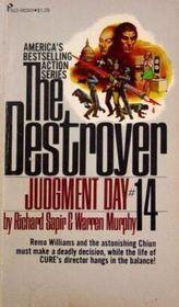 Judgment Day (Destroyer, Bk 14)