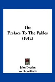 The Preface To The Fables (1912)