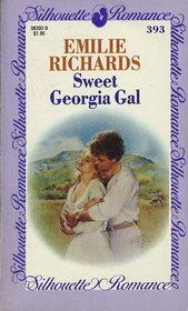 Sweet Georgia Gal (Silhouette Romance, No 393)