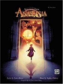Selections from <I>Anastasia</I> (Anastasia)