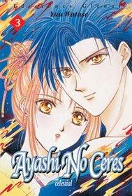 Ayashi No Ceres 3 La Leyenda Celestial/ Ceres, Celestial Legend (Spanish Edition)