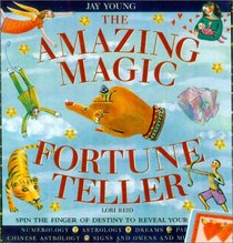 The Amazing Magic Fortune Teller: Spin the Finger of Destiny to Reveal Your Future