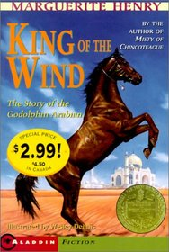 King Of The Wind- Kidspicks 2001 (Marguerite Henry Summer Kidspicks 2001)
