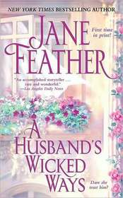 A Husband's Wicked Ways (Cavendish Square, Bk 3)