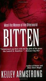 Bitten (Women of the Otherworld, Bk 1)