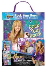 Hannah Montana: Rock Your Room (Hanging Room Organizer)