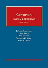 Cases and Materials on Contracts (University Casebook Series)