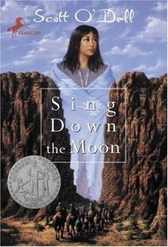Sing Down The Moon (Yearling Newbery)
