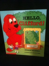 Hello, Clifford!/Book and Puppet