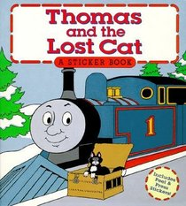 Thomas and the Lost Cat (Thomas the Tank Engine Sticker Books)