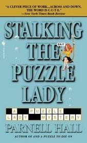 Stalking the Puzzle Lady (Puzzle Lady, Bk 7)