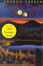 Walk Two Moons (Large Print)