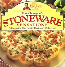The Pampered Chef Stoneware Sensations