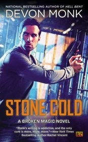 Stone Cold (Broken Magic, Bk 2)