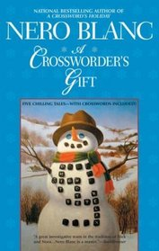A Crossworder's Gift (Crossword Mystery, Bk 7)