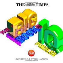 The Big Square Book of  IQ Puzzles (Times)