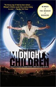Salman Rushdie's Midnight's Children : Adapted for the Theatre by Salman Rushdie, Simon Reade and Tim Supple (Modern Library Paperbacks)