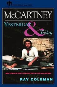 McCartney: Yesterday & Today (Audio Cassette) (Abridged)
