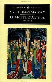 Le Morte D'Arthur, Vol 1
