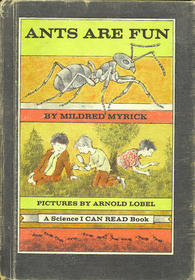 Ants Are Fun (Science I Can Read Books)