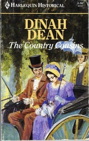 The Country Cousins (Harlequin Historical, No 3)