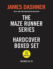 The Maze Runner 4C HC boxed set