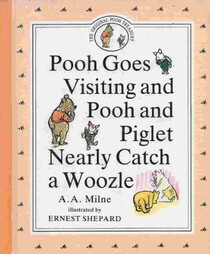 Pooh Goes Visiting  Piglet Nearly Catches a Woozle