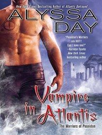 Vampire in Atlantis (Warriors of Poseidon)