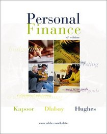 Business Week Edition to Accompany Personal Finance and Student Resource Manual