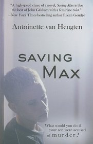 Saving Max (Wheeler Hardcover)